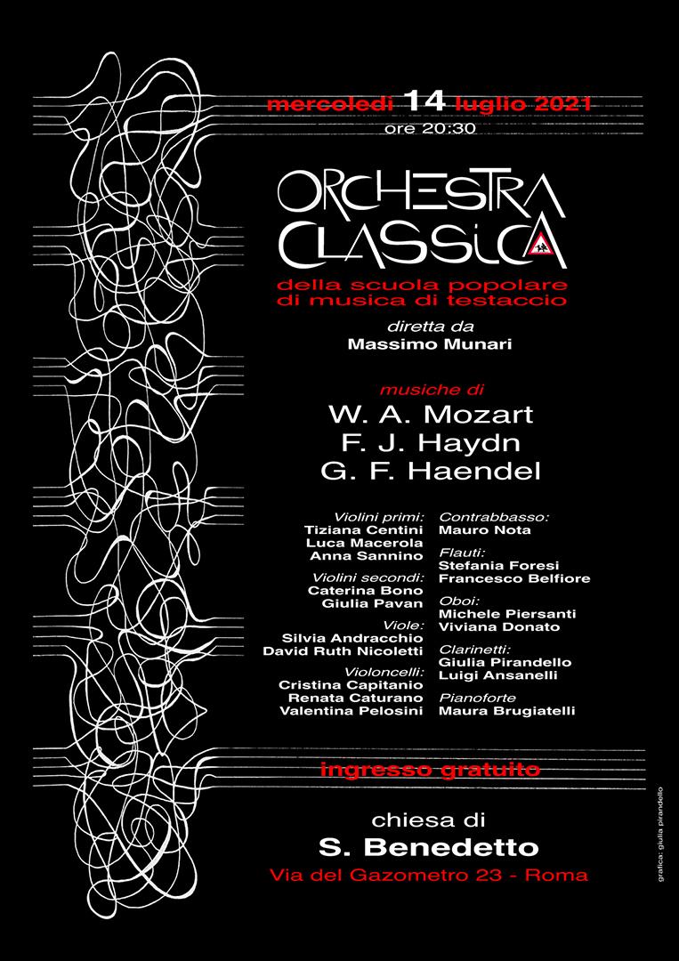 Orchestra Classica 14 luglio